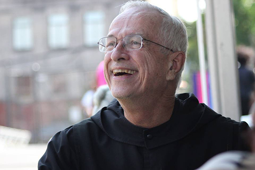Fr. Albert Celebrates 50 Years as a Priest!