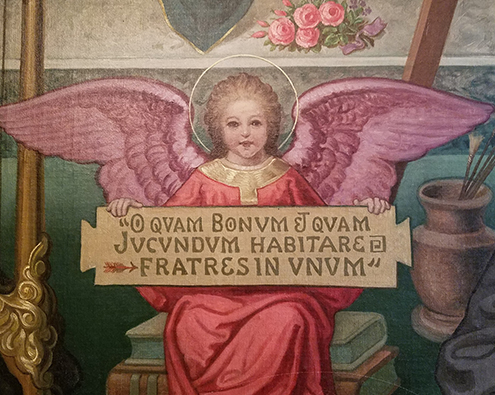 Join us for the Feast of the Guardian Angels